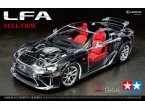 TAMIYA 24325 FULL-VIEW LEXUS LFA