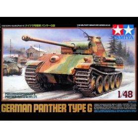 TAMIYA 32520 1/48 German Panther Ausf. G