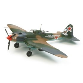 Tamiya 1:48 Iljuszyn Il-2 Szturmovik