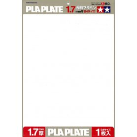 TAMIYA 70128 Płyta plastikowa 1,7mm format B4