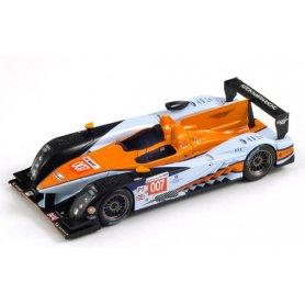 SPARK 1:18 Aston Martin AMR-ONE 007 Le Mans 2011