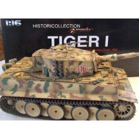 Merit 1:16 86001 PzKpfw VI Tiger 1944 Gotowy model