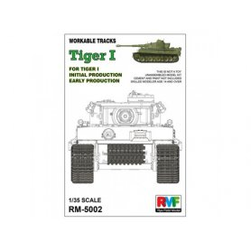 RFM-5002 Workable tracks for Tiger I early prod.