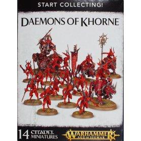 Start Collecting Daemons of Khorne