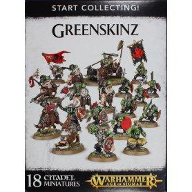 Start Collecting Greenskinz