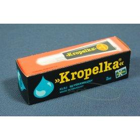 Klej Kropelka 2ml cyjanoakrylowy