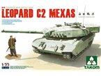 Takom 2003 Canadian MBT Leopard C2 MEXAS (proto)