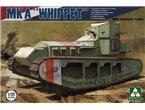 Takom 2025 Whippet Mk A WWI medium tank