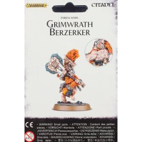Fyreslayers Grimwrath Berzeker