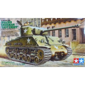 Tamiya 1:35 M4A3E8 Sherman Easy Eight