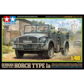 Tamiya 1:48 32586 Horch Type 1a