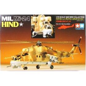 Tamiya 1:72 MIL Mi-24 HIND