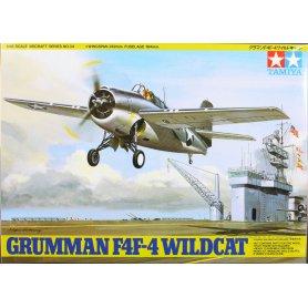 Tamiya 1:48 Grumman F4F-4 Wildcat