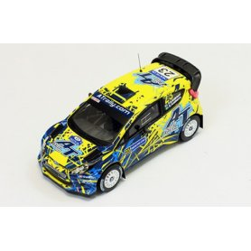 IXO 1:43 FORD FIESTA RS WRC 23 P-G.Andersson-E.Axelsson Rally Finland 2013
