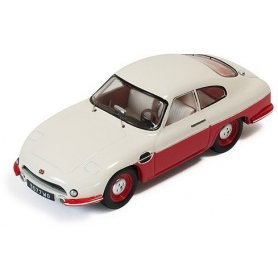 IXO 1:43 PANHARD DB HBR5 1957- Beige and Red