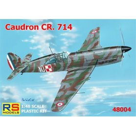 RS Models 1:48 48004 Caudron CR.714 C-1