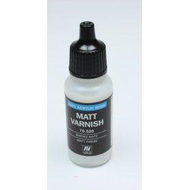 Lakier bezbarwny Vallejo Matt Varnish 17ml