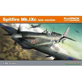 Eduard 1:48 Supermarine Spitfire Mk.IXc ProfiPACK