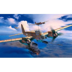 REVELL 03988 JUNKERS JU88 A4 WITH/B