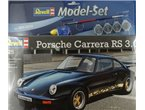 Revell 1:25 Porsche Carrera RS - MODEL SET - w/paints