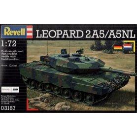 REVELL 03187 LEOPARD 2A5/A5NL  1/72