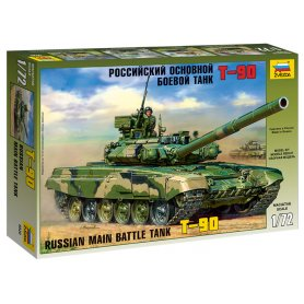ZVEZDA 5020 1/72 T-90