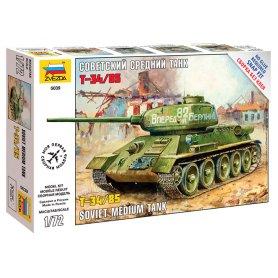 Zvezda 5039 1/72 T-34/85