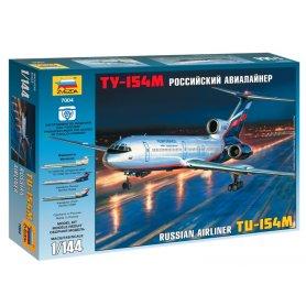 ZVEZDA 1:144 7004 TU-154M