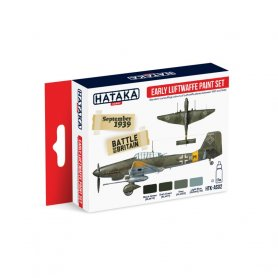 HATAKA HTKAS02 Early Luftwaffe paint set