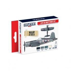 HATAKA HTKAS05 Late US Navy paint set