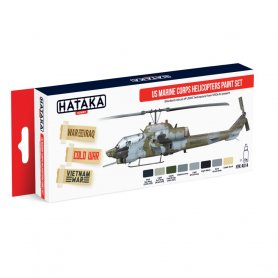 HATAKA HTKAS14 US Marine Corps Helicopters Paint S