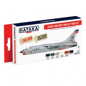 HATAKA HTKAS18 US Navy and USMC high-viz paint s