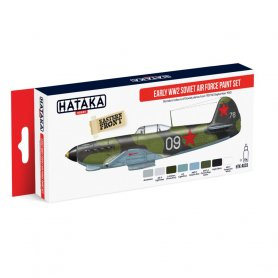HATAKA HTKAS33 Early WW2 Soviet Air Force Paint Se
