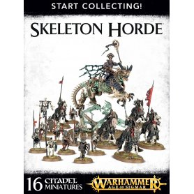 Start Collecting Skeleton Horde