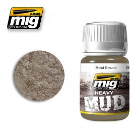 Ammo of Mig MUD Moist Ground