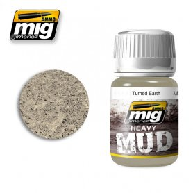 Ammo of Mig MUD Turned Earth