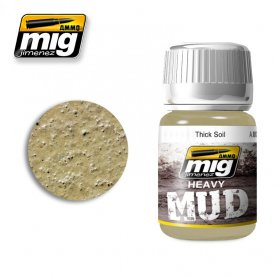 Ammo of Mig MUD Thick Soil