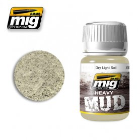 Ammo of Mig MUD Dry Light Soil