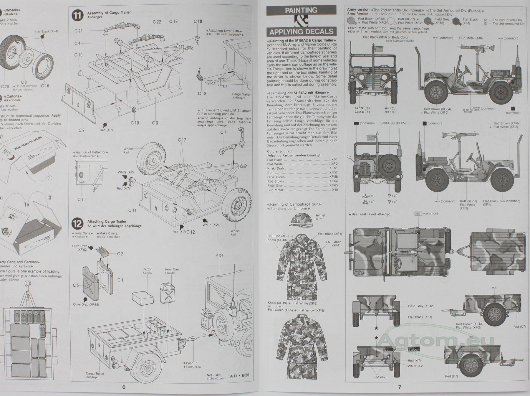 M151a2 Wiring Diagram - Wiring Diagrams Schematics
