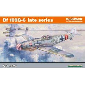 Eduard 1:48 Messerschmitt Bf-109 G-6 późna wersja