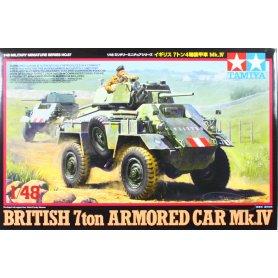 Tamiya 32587 1/48 British 7ton Armored Car Mk.IV