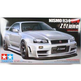 Tamiya 24282 Nosmo R34 Gt-R Z-Tune