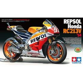 Tamiya 1:12 14130 Repsol Honda RC213V 2014