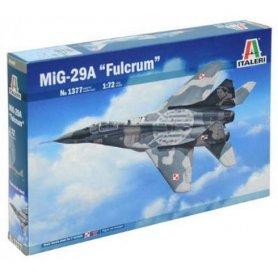 Italeri 1377 1/72 Mig-29 Fulcrum ( PL )