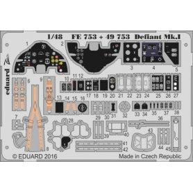 Eduard Fe753 Defiant Mk.I Airfix A05128