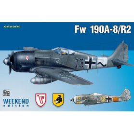 Eduard 1:72 7430 Fw 190a-8/R2