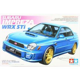 Tamiya 1:24 Subaru Impreza STi