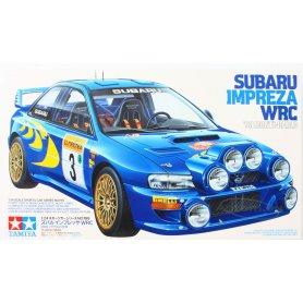 Tamiya 1:24 Subaru Impreza WRC 98 / Monte Carlo