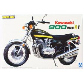 Aoshima 1:12 Kawasaki 900 Super 4 1975