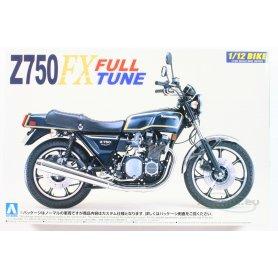 Aoshima 1:12 Kawasaki Z750 FX Full Tune
